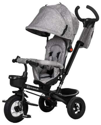 Трехколесный детский велосипед Kinderkraft Aveo Grey