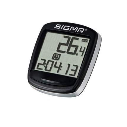 Велокомпьютер Sigma BC 500 Baseline серебристо-черный