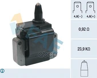 Катушка зажигания FAE 80250