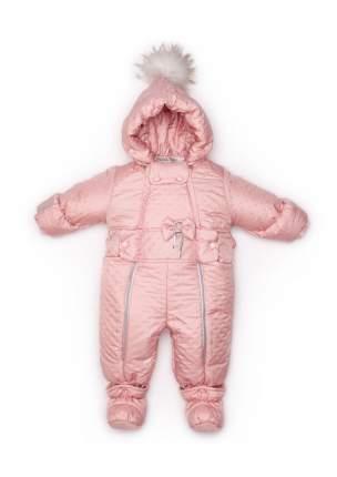 Комбинезон-конверт Malek-Baby трансформер розовая 110шм/1 р.74
