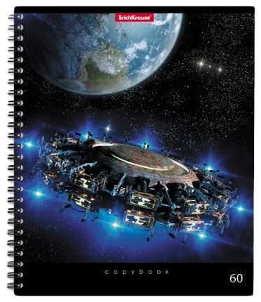 Тетрадь для школы общая ErichKrause Орбитальные станции 42684