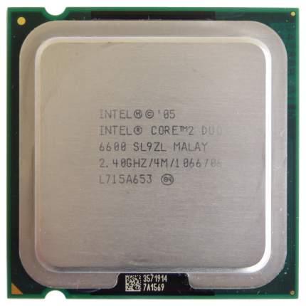 Процессор Intel Core 2 Duo E6600 OEM