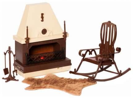 Мебель для кукол Огонек Для Каминной Комнаты Коллекция
