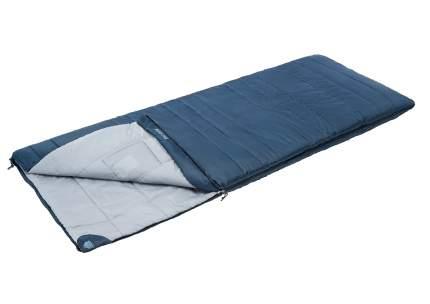Спальный мешок Trek Planet Bristol синий, левый