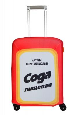 Чехол для чемодана Routemark Сода S