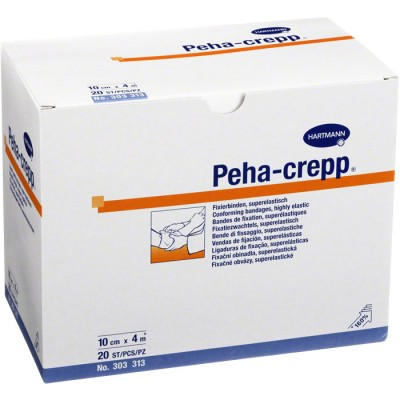 Фиксирующий бинт Peha-Crepp 4 м х 10 см
