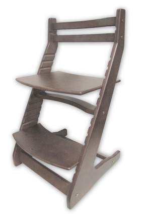 Детский растущий стульчик Вырастайка шоколад