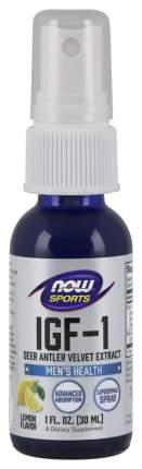 Бустер тестостерона NOW Igf-1 Plus Liposamal Spray кисло-сладкий 30 мл