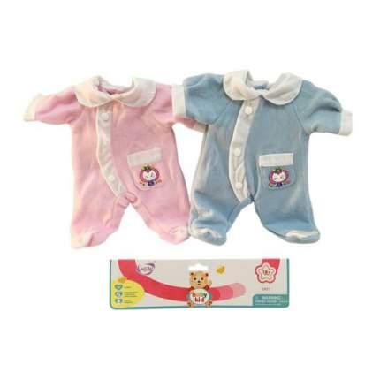 НАША ИГРУШКА Комбинезон Малышок для куклы, 39-45 см 1801