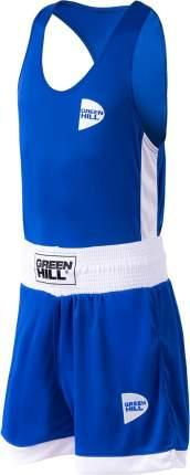 Форма для бокса Green Hill BSI-3805 Interlock, детская, синий (12 лет)