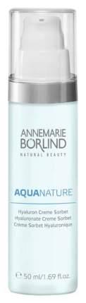 Крем для лица Annemarie Borlind Hyaluronate Creme Sorbet 50 мл