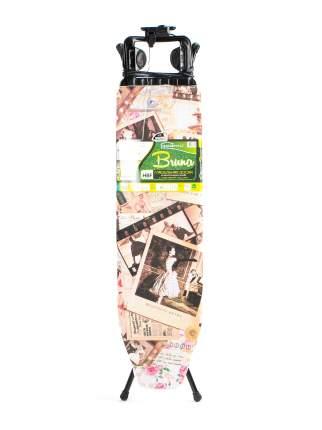 Гладильная доска напольная Ника HAUSHALT Bruna Fashion HBF