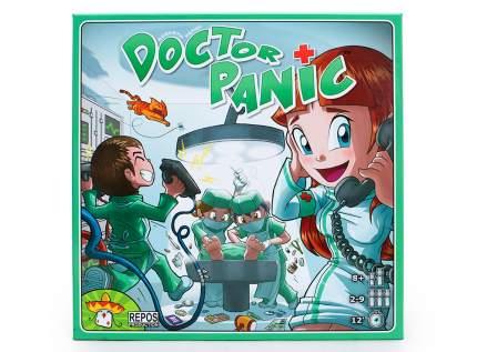 Игра Настольная Asmodee Доктор Паника (Doctor Panic