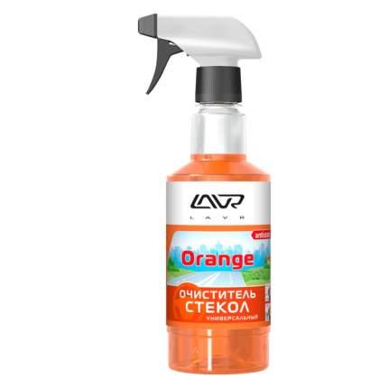 Очиститель стекол универсальный Orange с триггером 500 мл LAVR LN1610
