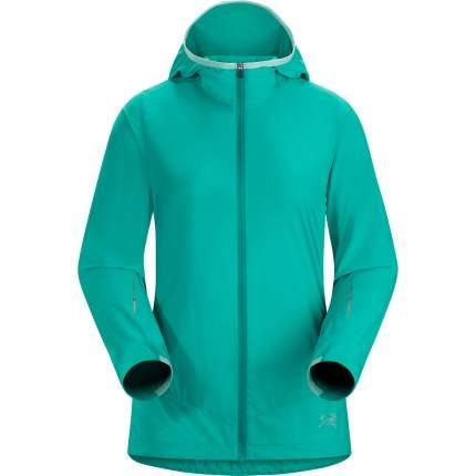Куртка Arcteryx Cita Hoody, dark firoza, XS INT