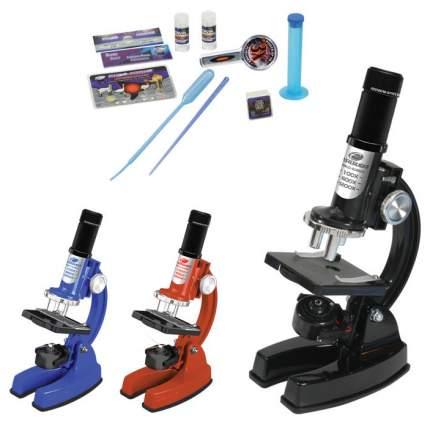 Микроскоп детский Eastcolight Микроскоп в кейсе 48 предметов 90101