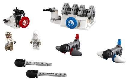 Конструктор LEGO Star Wars Разрушение генераторов на Хоте