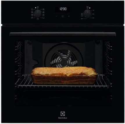 Встраиваемый электрический духовой шкаф Electrolux OEF5H50Z Black