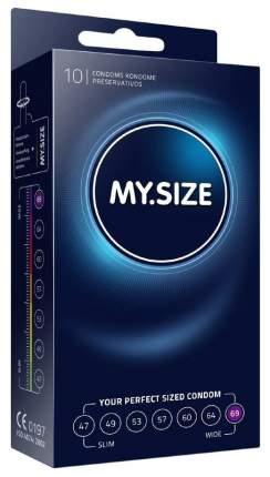 Презервативы My.Size р. 69 10 шт.