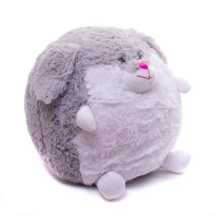 Мягкая игрушка Заяц круглый 35 см Нижегородская игрушка См-713-5