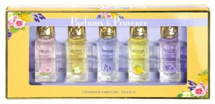 Парфюмерный набор Charrier Parfums Parfums de Provence 5 шт