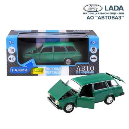 Машинка Автопанорама металлическая ВАЗ 2104 1:24 JB1200167