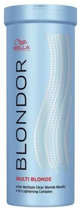 Осветлитель для волос Wella Blondor Multi Blonde Powder 400 г