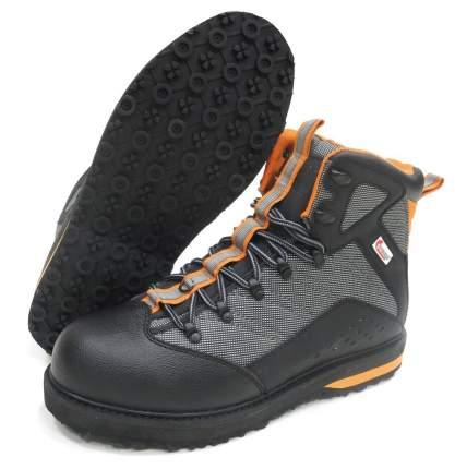 Ботинки для рыбалки Tramp Angler, серые/оранжевый, 42 RU