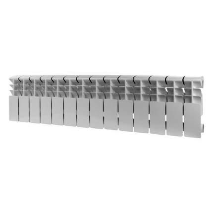Радиатор алюминиевый Rommer 276x1120 Plus 200 14