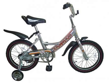Детский двухколесный велосипед Jaguar MS-A162 серебро