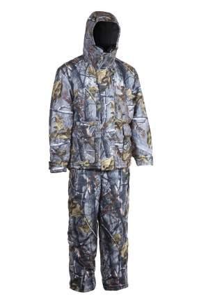 Костюм для охоты Huntsman Памир, серый лес, 56-58 RU, 180-188 см