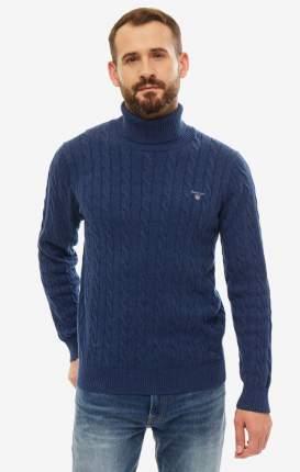 Водолазка мужская GANT 8050507.487 синяя L