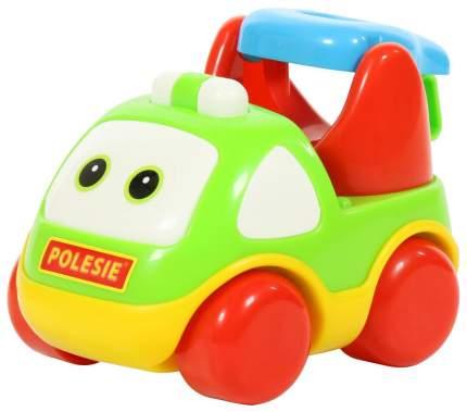 Машинка игрушечная Полесье Би-Би-Знайка Даня (в пакете) 73099