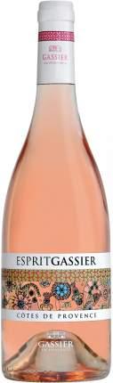 Вино Esprit Gassier Cotes de Provence AOC 2017