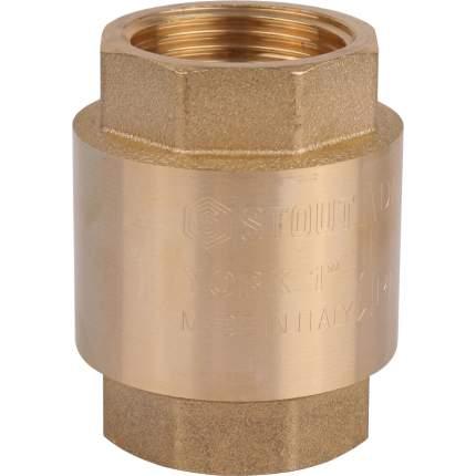 Обратный клапан Stout SHF 0167 252525
