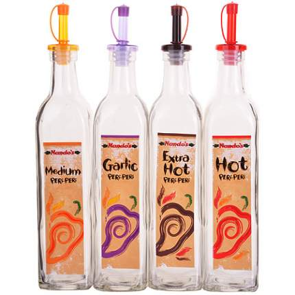 Бутылка для масла 500 мл (в ассортименте) LR (х24)