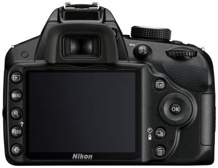 Фотоаппарат цифровой зеркальный Nikon D3100 Kit + 18-105VR Black