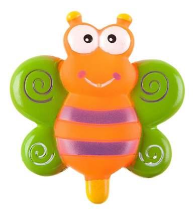 Игр. наб. для купания с брызгалкой, Bondibon бабочка, лягушка, божья коровка