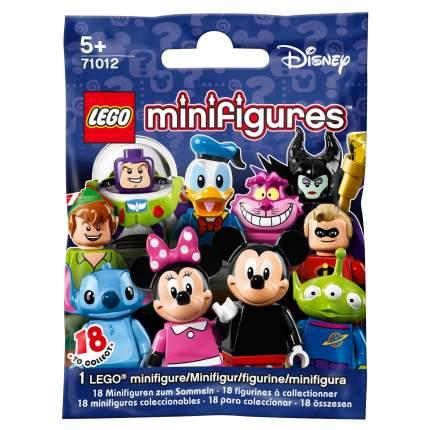 Конструктор LEGO Minifigures Минифигурки серия Дисней 71012