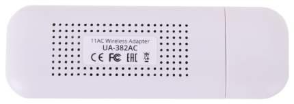 Приемник Wi-Fi UPVEL UA-382AC White