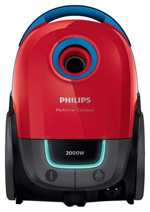 Пылесос Philips Performer Compact FC8385/01 Red