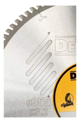 Диск по алюминию для дисковых пил DeWALT DT1917-QZ
