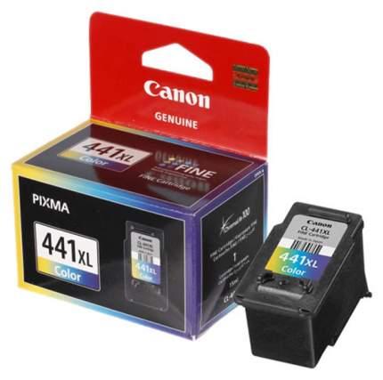 Картридж для струйного принтера Canon CL-441XL (5220B001) цветной, оригинал