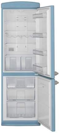 Холодильник Schaub Lorenz SLUS335U2 Light blue