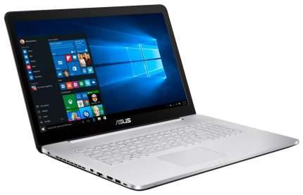 Ноутбук ASUS N752VX-GC276T 90NB0AY1-M03340
