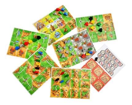 Настольная игра Hobby World Каркассон. Королевский подарок 2-е издание
