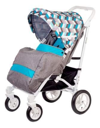 Коляска-трость BabyHit Drive Blue-grey