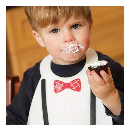 Нагрудник Make my day Baby Bib Tie & Suspender