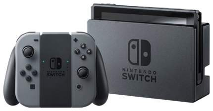 Портативная игровая консоль Nintendo Switch Gray + Lego City Undercover