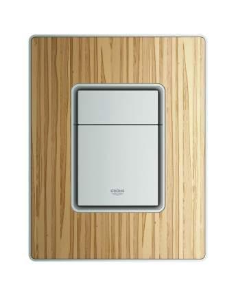 Панель смыва для унитаза GROHE Skate Cosmopolitan c деревянной поверхностью, ясень